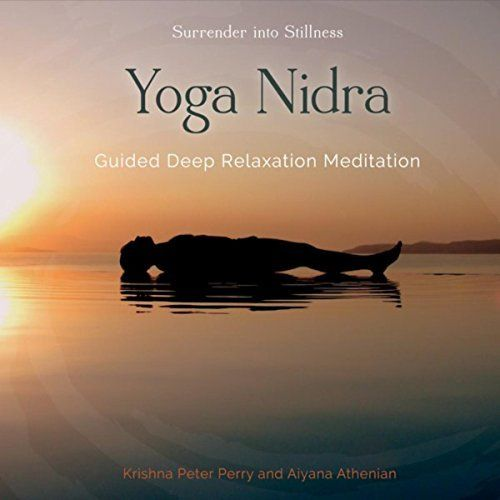 Yoga Nidra CD Cover