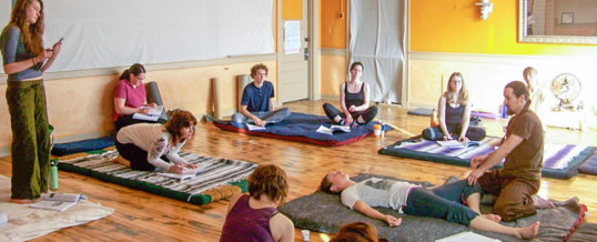 Thai Yoga Bodywork Level 1: Supine/Seated Certification Course