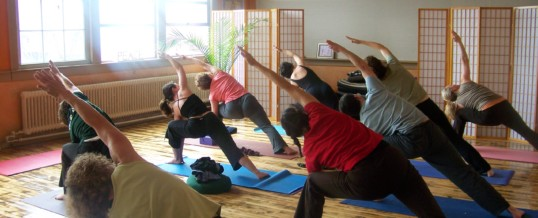 Become a Family-Friendly Yoga Studio